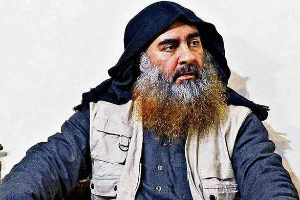 25 người họ hàng của thủ lĩnh IS đã bị bắt - Ảnh 1.