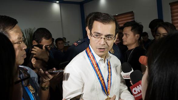Cậu bé đường phố thành diễn viên rồi lên ngai vàng thị trưởng Manila - Ảnh 1.
