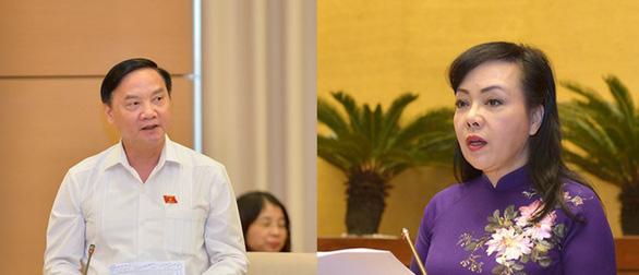 Quốc hội sẽ bỏ phiếu kín miễn nhiệm Bộ trưởng Nguyễn Thị Kim Tiến - Ảnh 1.