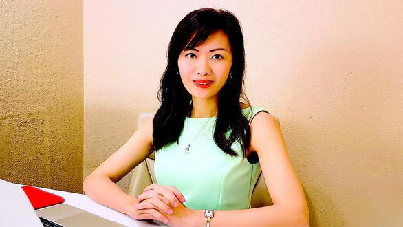 Nữ tướng người Việt công ty y khoa ở Thung lũng Silicon - Ảnh 1.