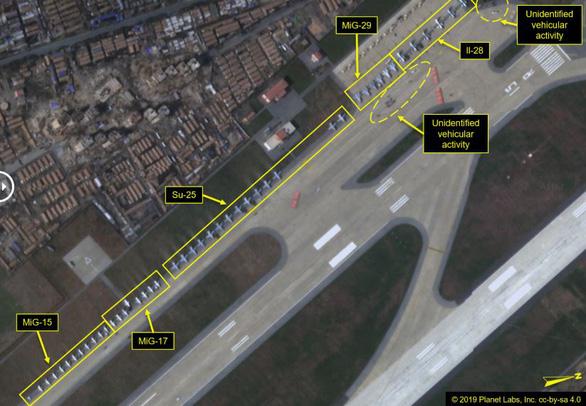Mỹ, Hàn hủy tập trận do Triều Tiên tập trung máy bay chiến đấu? - Ảnh 2.