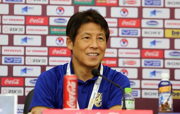 HLV Akira Nishino: Tôi gặp áp lực khi phải đấu với tuyển Việt Nam tại Mỹ Đình - Ảnh 1.