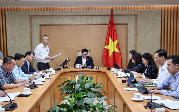 Phó thủ tướng Vương Đình Huệ: Có ai đi gói bánh chưng bằng thịt gà, thịt dê đâu! - Ảnh 1.
