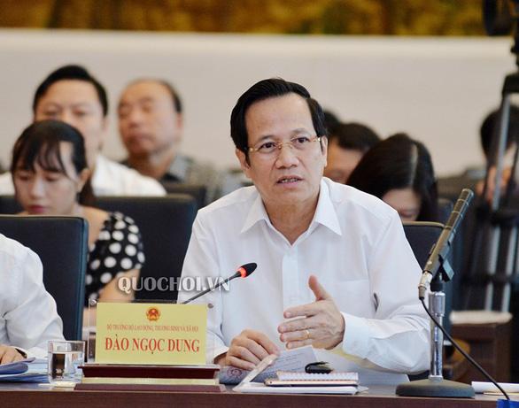 Bộ trưởng Đào Ngọc Dung: 'Hầu hết thứ trưởng về hưu đều xin lập hội' - Ảnh 1.