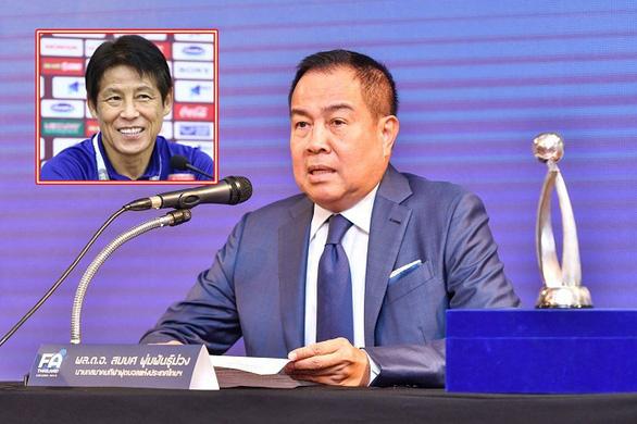 FAT sẽ đánh giá HLV Nishino sau trận gặp Việt Nam - Ảnh 1.