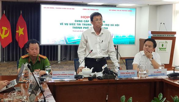 Khởi tố vụ án, khởi tố bị can Nguyễn Tiến Dũng về hành vi dâm ô trẻ em - Ảnh 2.