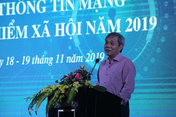 BHXH Việt Nam đặt mục tiêu bàn làm việc không giấy sau năm 2020 - Ảnh 1.