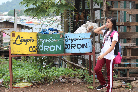 Ngạc nhiên với cách người Philippines biến đảo rác thành đảo sạch - Ảnh 1.