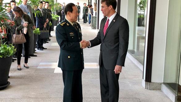 Trung Quốc tố ngược Mỹ 'làm tăng căng thẳng ở Biển Đông' - Ảnh 1.