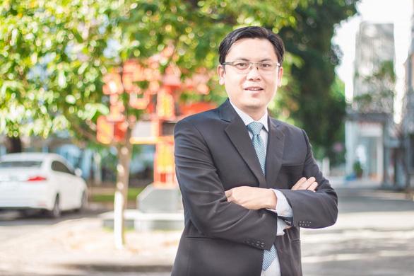 Bổ nhiệm ông Nguyễn Minh Tâm làm phó giám đốc ĐH Quốc gia TP.HCM - Ảnh 1.