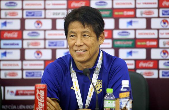 Ông Park tự tin, ông Nishino lo lắng - Ảnh 4.