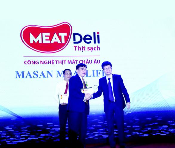 Thịt mát MEATDeli trong Top 10 thương hiệu - sản phẩm được tin dùng nhất Việt Nam 2019 - Ảnh 1.