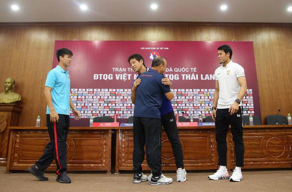 HLV Park Hang Seo: Nhìn ánh mắt các cầu thủ, tôi biết họ rất quyết tâm - Ảnh 3.