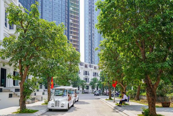Làm sao để sống ở Hà Nội mà được hưởng không khí như resort? - Ảnh 1.