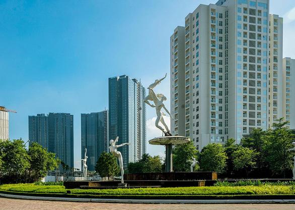 Làm sao để sống ở Hà Nội mà được hưởng không khí như resort? - Ảnh 2.