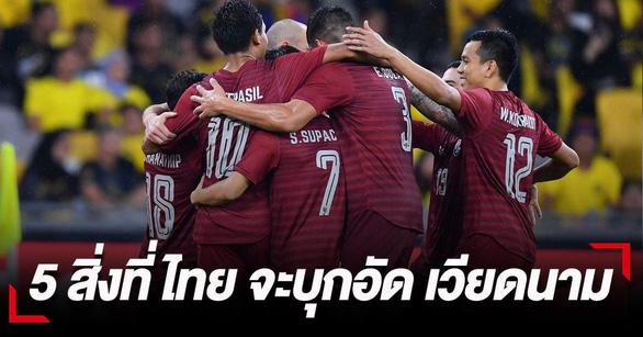 SMM Sport: 5 điều sẽ giúp Thái đánh bại Việt Nam - Ảnh 1.