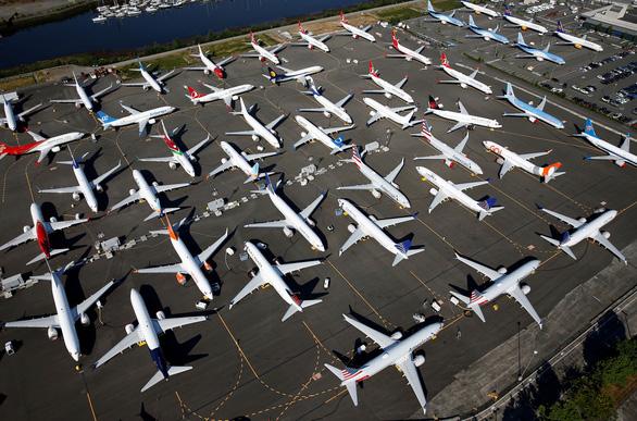 Mặc tai tiếng, Boeing 737 MAX vẫn mang lại hàng tỉ đôla hợp đồng - Ảnh 1.