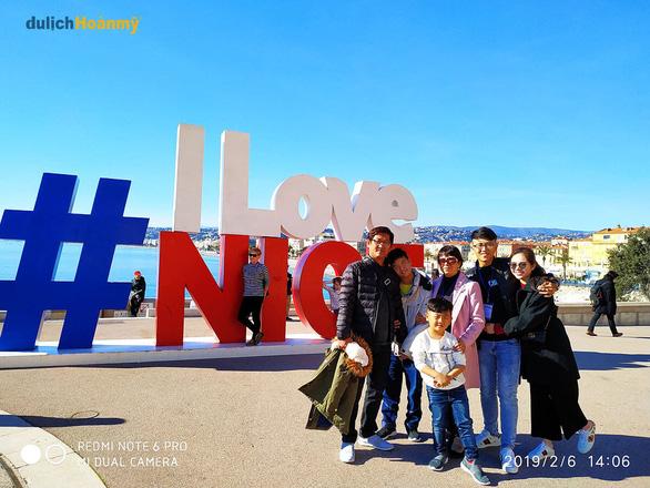 Chia sẻ kinh nghiệm du lịch Mỹ, Châu Âu dịp Tết nguyên đán - Ảnh 2.