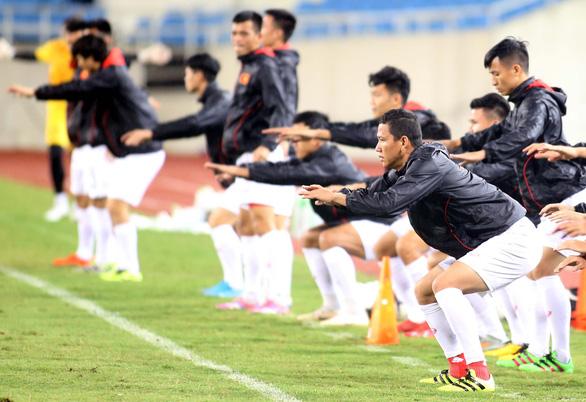Anh Đức sẽ chia tay đội tuyển Việt Nam sau trận Thái Lan - Ảnh 1.