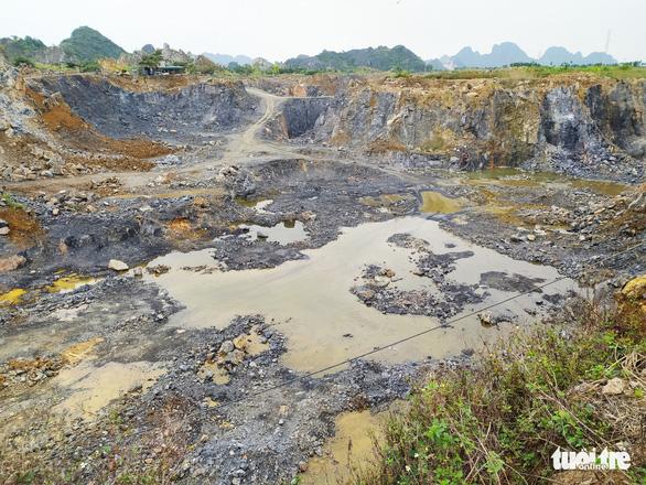 Bị đá văng trúng khi khai thác mỏ âm, 1 người chết, 1 người bị thương - Ảnh 4.
