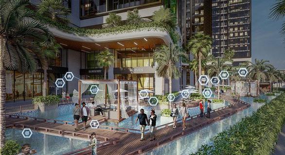 TP.HCM sẽ có dự án căn hộ thông minh như trong phim - Ảnh 2.