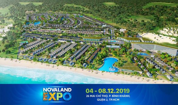Novaland Expo 2019 - cơ hội cho nhà đầu tư - Ảnh 2.
