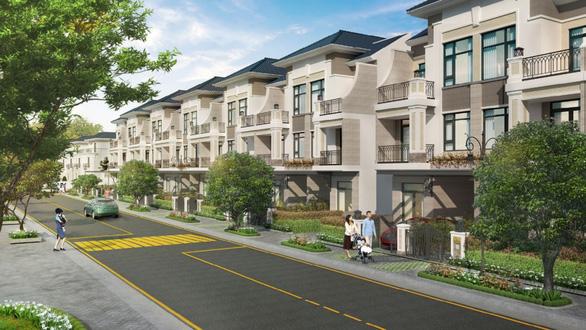 Verosa Park -  dự án nhà liên kế và biệt thự hạng sang mới nhất của Khang Điền - Ảnh 1.