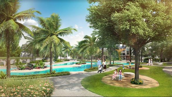 Verosa Park -  dự án nhà liên kế và biệt thự hạng sang mới nhất của Khang Điền - Ảnh 2.