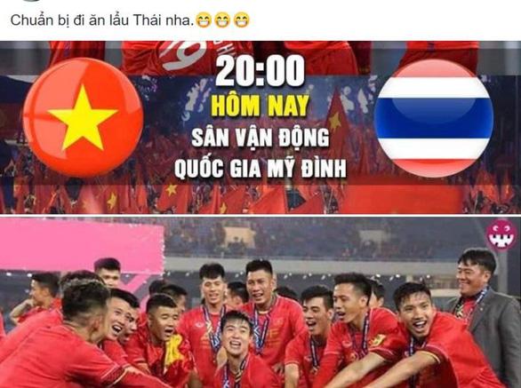 Dân mạng chế ảnh Văn Lâm, Văn Hậu cản bóng xuất thần - Ảnh 9.
