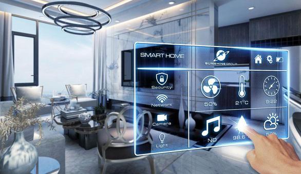 TP.HCM sẽ có dự án căn hộ thông minh như trong phim - Ảnh 3.