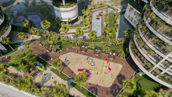 Khu giải trí cho trẻ em rộng gần 6000 m2 tại tổ hợp Wellness & Fresh resort giữa Quận 7 - Ảnh 3.
