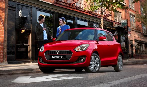 Suzuki ưu đãi lớn lên đến 50 triệu, cơ hội sở hữu ôtô trước Tết - Ảnh 3.