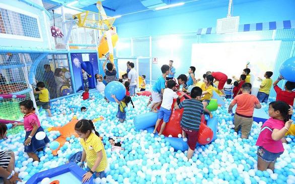 Khu giải trí cho trẻ em rộng gần 6000 m2 tại tổ hợp Wellness & Fresh resort giữa Quận 7 - Ảnh 6.