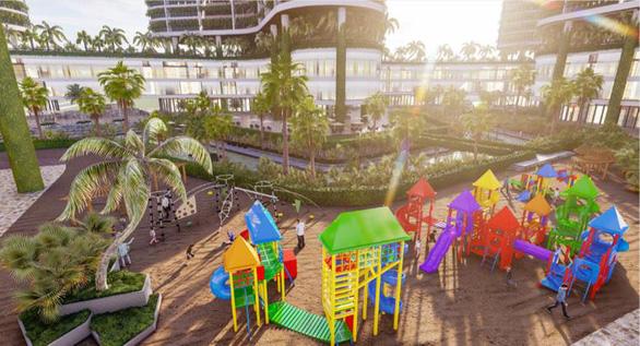 Khu giải trí cho trẻ em rộng gần 6000 m2 tại tổ hợp Wellness & Fresh resort giữa Quận 7 - Ảnh 8.