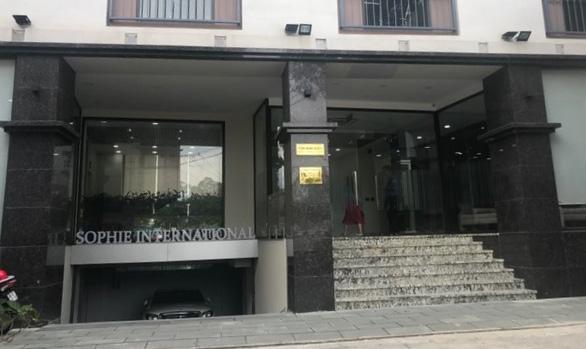 Đình chỉ hoạt động thẩm mỹ viện Sophie International - Ảnh 1.