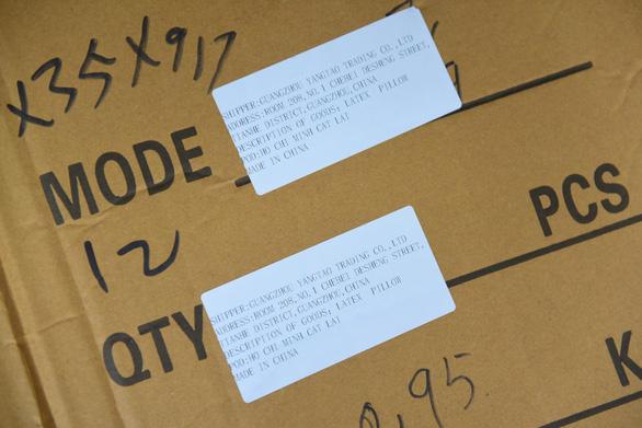 Thêm lô hàng nhập từ Trung Quốc ghi nhãn Made in Vietnam - Ảnh 5.
