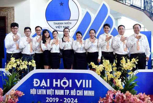 Khai mạc Đại hội Hội Liên hiệp thanh niên Việt Nam TP.HCM lần thứ VIII - Ảnh 1.