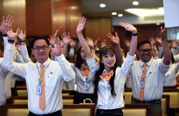 Khai mạc Đại hội Hội Liên hiệp thanh niên Việt Nam TP.HCM lần thứ VIII - Ảnh 2.