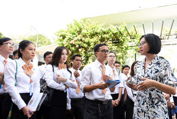 Khai mạc Đại hội Hội Liên hiệp thanh niên Việt Nam TP.HCM lần thứ VIII - Ảnh 3.