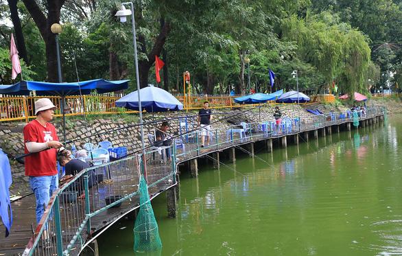 Hồ tự nhiên để ngắm, TP.HCM lại tính bỏ cả trăm tỉ làm hồ khác chống ngập - Ảnh 1.