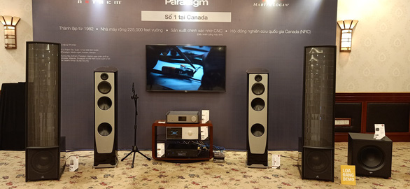 2 triển lãm âm thanh 'khủng' cùng khai mạc tại Hà Nội và TP.HCM - Ảnh 1.