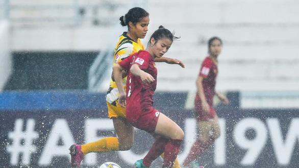 Chỉ cần hòa, U19 nữ Việt Nam sẽ vô bán kết Giải U19 nữ châu Á 2019, nhưng lại thua - Ảnh 1.