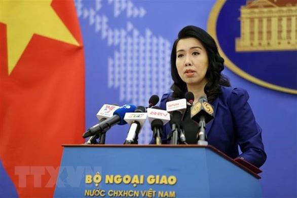 Người phát ngôn Bộ Ngoại giao Việt Nam: Đây là tội ác nghiêm trọng - Ảnh 1.