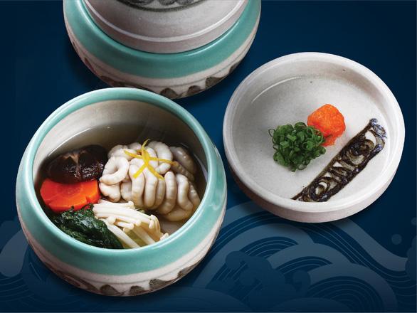 Những món ăn được yêu thích vào mùa đông ở Nhật Bản - Ảnh 3.
