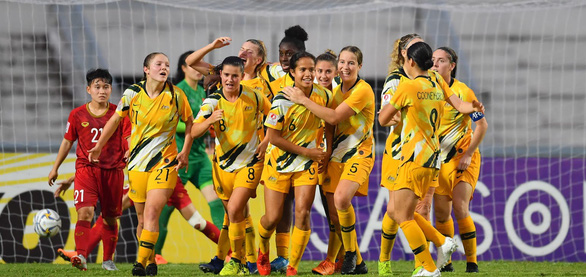 Chỉ cần hòa, U19 nữ Việt Nam sẽ vô bán kết Giải U19 nữ châu Á 2019, nhưng lại thua - Ảnh 2.