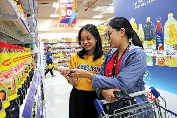 Co.opmart mở thêm siêu thị ở Quận 12, TP.HCM - Ảnh 3.