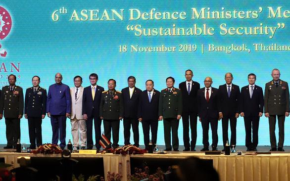 Chờ Việt Nam dẫn dắt hợp tác an ninh - Ảnh 1.