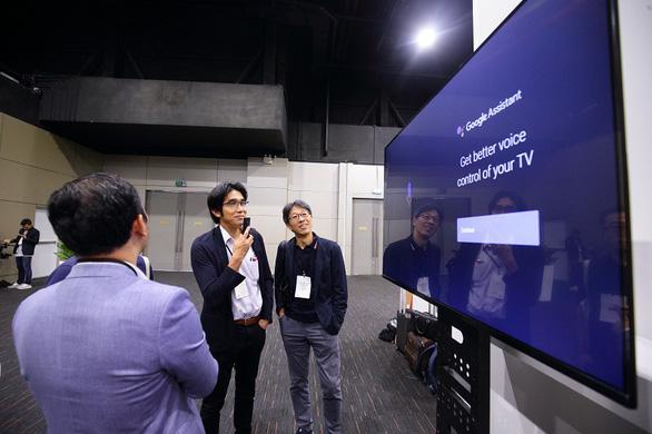 VinSmart hợp tác Google phát triển tivi thông minh - Ảnh 1.