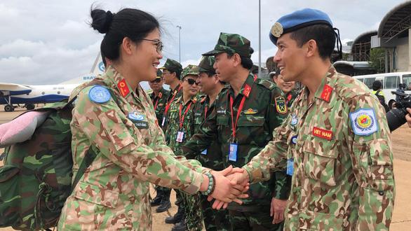 Đoàn bác sĩ bệnh viện dã chiến cấp 2 Việt Nam đã đến Nam Sudan - Ảnh 2.