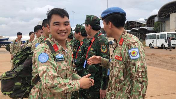 Đoàn bác sĩ bệnh viện dã chiến cấp 2 Việt Nam đã đến Nam Sudan - Ảnh 3.